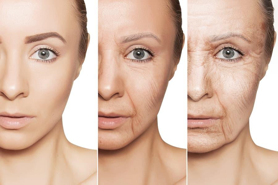 Prevents Premature Aging