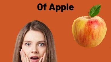 Amazing Health Benefits Of Apple